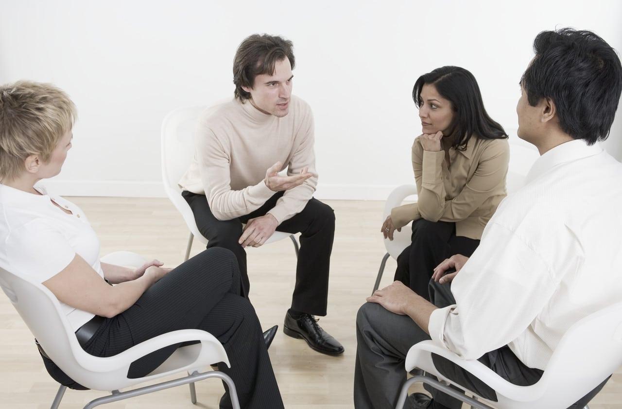 communication et réunion entreprise . Trouver des sujets de conversations facilement