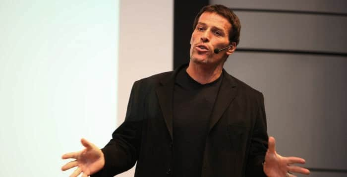 Anthony Robbins : Ses plus célèbres citations.