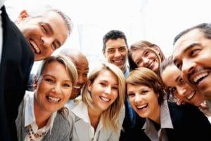 Les incentives d'entreprises pour la cohésion de groupe