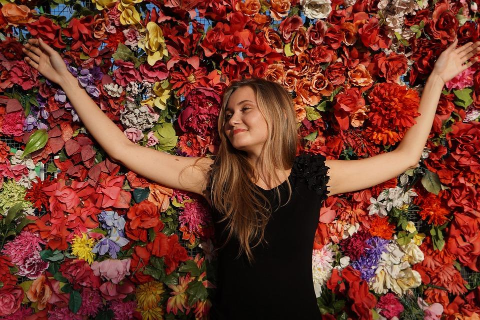 Les fleurs et leur effet sur notre moral