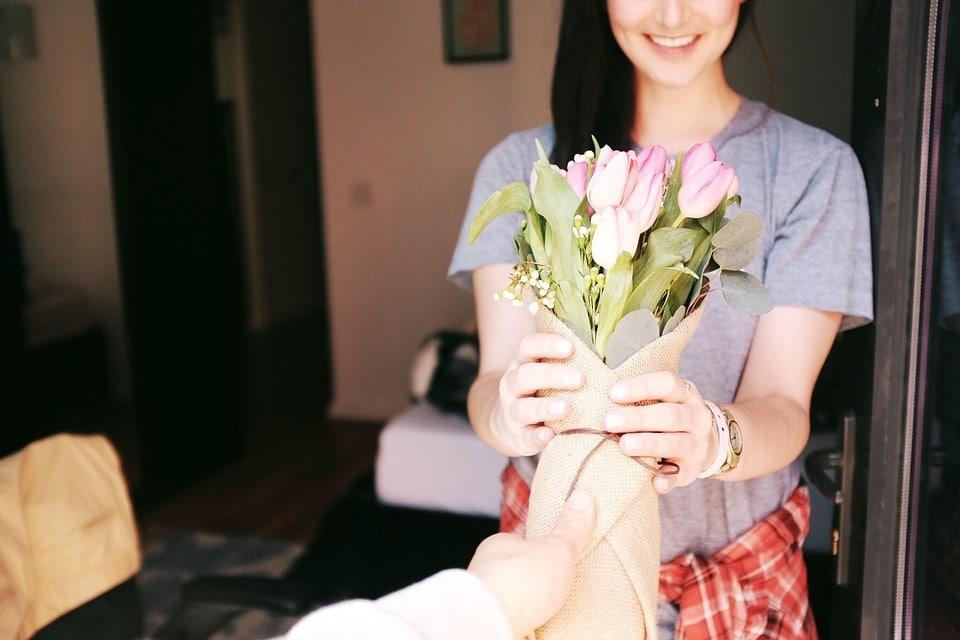Offrir des fleurs c'est offrir du bonheur !
