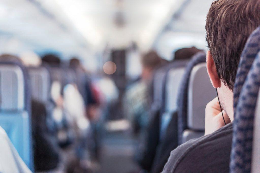 avoir peur de avion