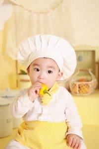 cuisine enfant montessori
