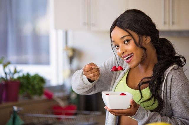 L'importance de l'alimentation pour le bien-être, la motivation, la réussite